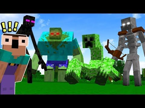 Minecraft Orespawn Mod The Queen The Kraken Mobzilla More