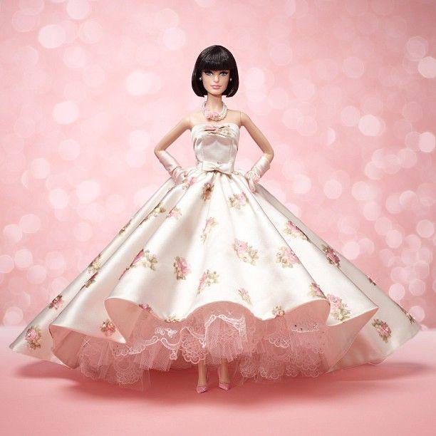 Springtime Gala Barbie - OOAK Barbie Convention doll by Zlatan Zukanovic