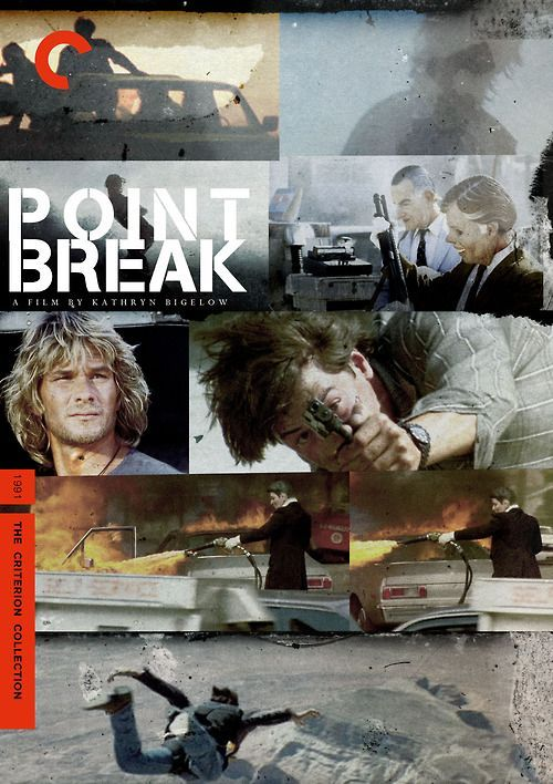 Point Break 1991 Point Break Point Break Film Point Break 1991