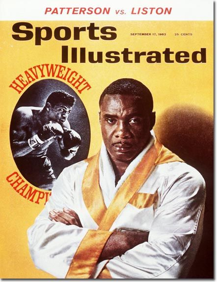 sonny liston | On the Cover: Sonny Liston, Boxing,