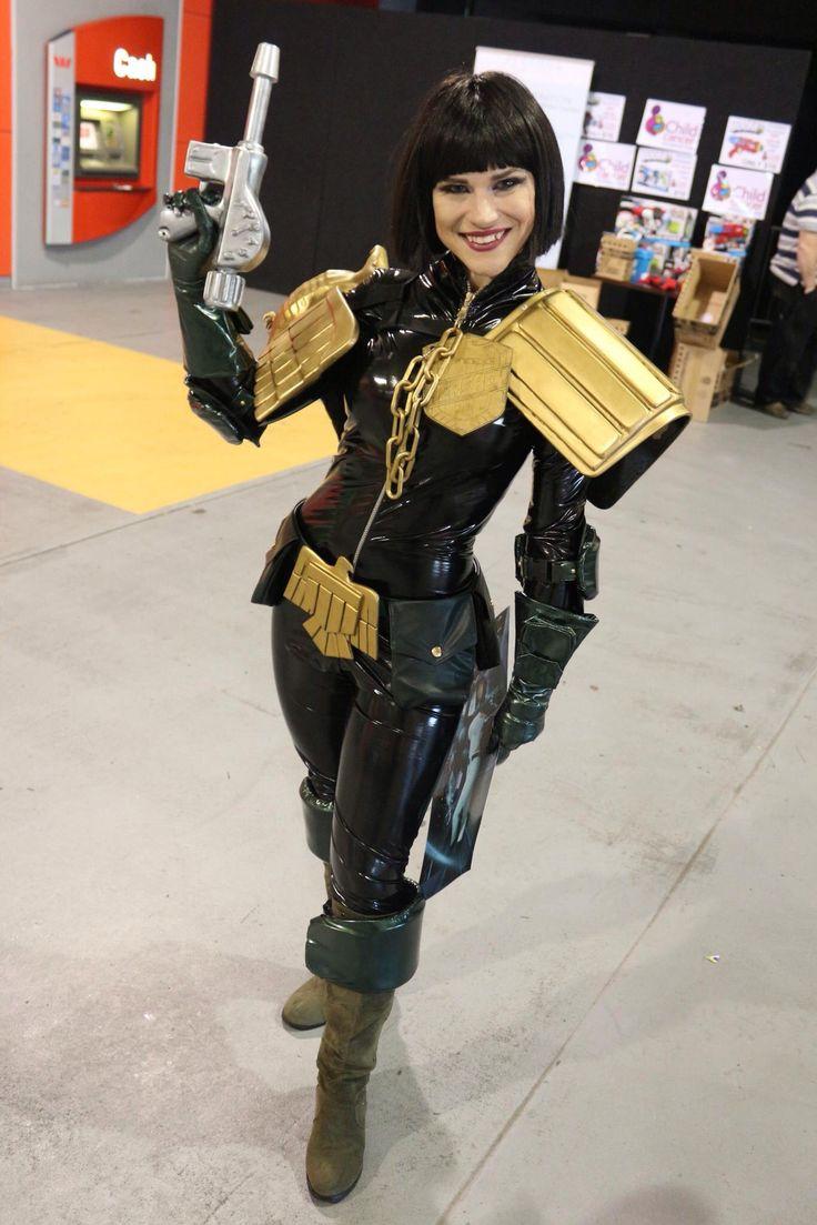 Judge Hershey cosplay