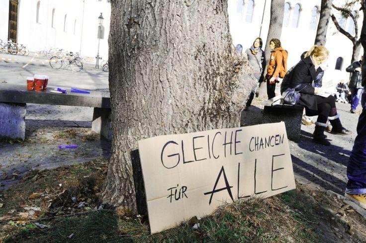 Soziale Gerechtigkeit in Deutschland Dummköpfe ante portas