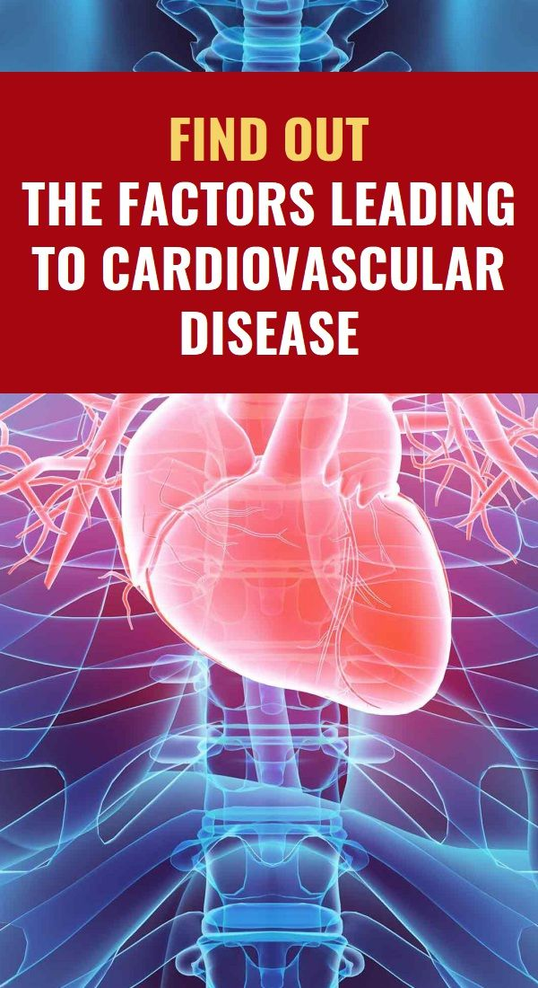 Find Out The Factors Leading to Cardiovascular Disease