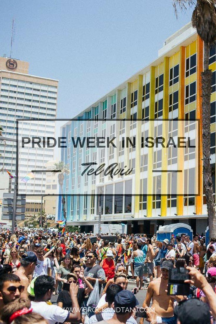 Tel Aviv, Israel Gay Pride Week