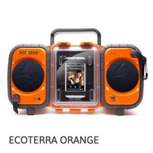 ECOTERRA wasserdichte Lautsprecher für iPhone, iPod touch u. MP3-Player bei www.StyleMyPhone.de