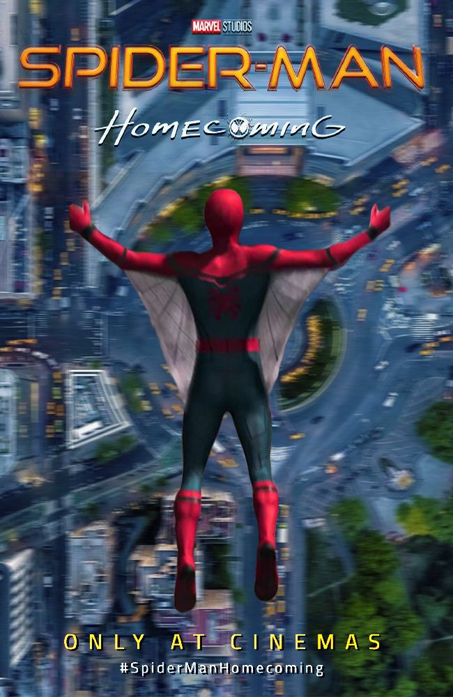 Full_Movie~Watch~ Spider-Man: Homecoming ({2k17}) Free @ Online! - Visit to grab an amazing super hero shirt now on sale!