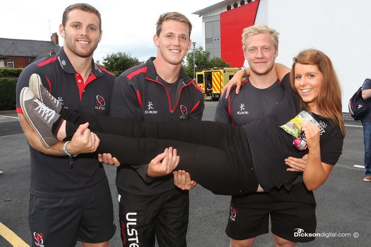 A Feast of Family Fun with Ulster Rugby!