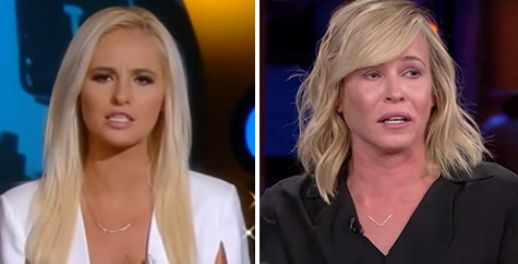 'Holy s**t, tickets please'! Tomi Lahren vs Chelsea Handler debate set to be an epic, and one-sided showdown
