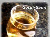 Krupnik radziwiłłowski - aromatyczna nalewka, którą można pić na gorąco lub w letniej temperaturze.