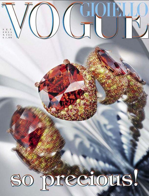 Press | AIBIJOUX   Vogue Gioiello, Settembre 2015