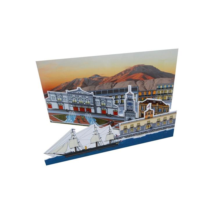 """Iquique, ciudad conocida como   """"Tierra de Campeones"""", Iquique también ha rescatado su casco antiguo, de alto valor arquitectónico, y refaccionados museos."""