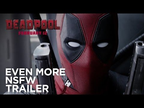 New Deadpool Trailer Released by 20th Century Fox   Deadpool's after your girl Mal.....