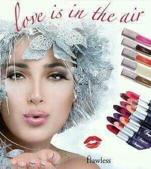 Flawless by Sonya lip colours available now! Find me on facebook - Aloe Aroha - for more information.