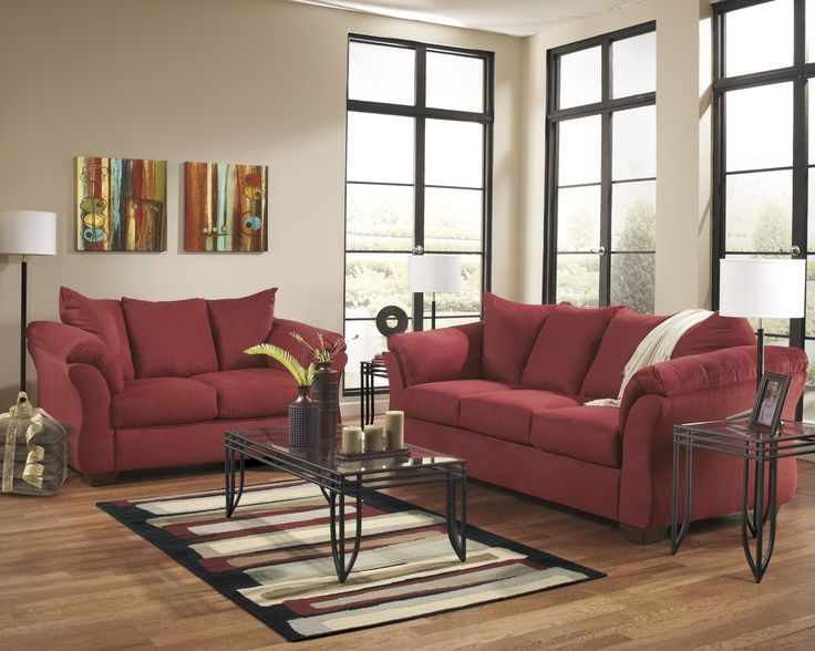 The Darcy Collection from Ashley Furniture.