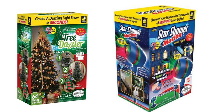 Tree Dazzler $5 (Reg. $20) And Star Shower Laser Light $10 (Reg. $40!) - http://yeswecoupon.com/tree-dazzler-5-reg-20-and-star-shower-laser-light-10-reg-40/?Pinterest