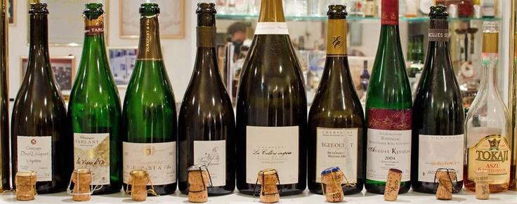 Eine Champagner-Degustation von Trinklaune.de