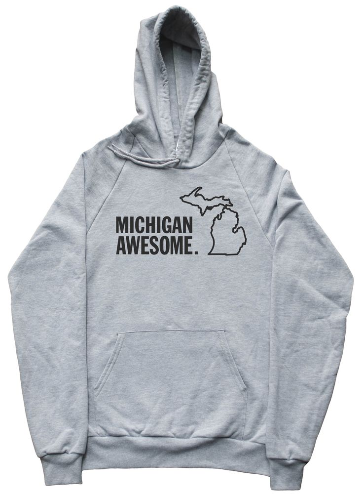 """With a saturated market of Michigan business, it takes a solid niche and a whole lot of gumption to stand apart. That gumption, dedication, and passion overflows at Michigan Awesome. Michigan Awesome is slated as a """"celebration of hometown love disguised as a shirt company"""" per one of their."""