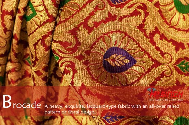 Red Brocade by H.P.Singh