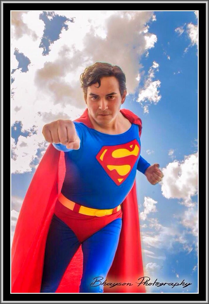 100 best images about dc cosplay superman real name kal for Kent superman