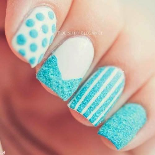nails art 2014 The Best Nails 2014    See more nail designs at http://www.nailsss.com/french-nails/2/