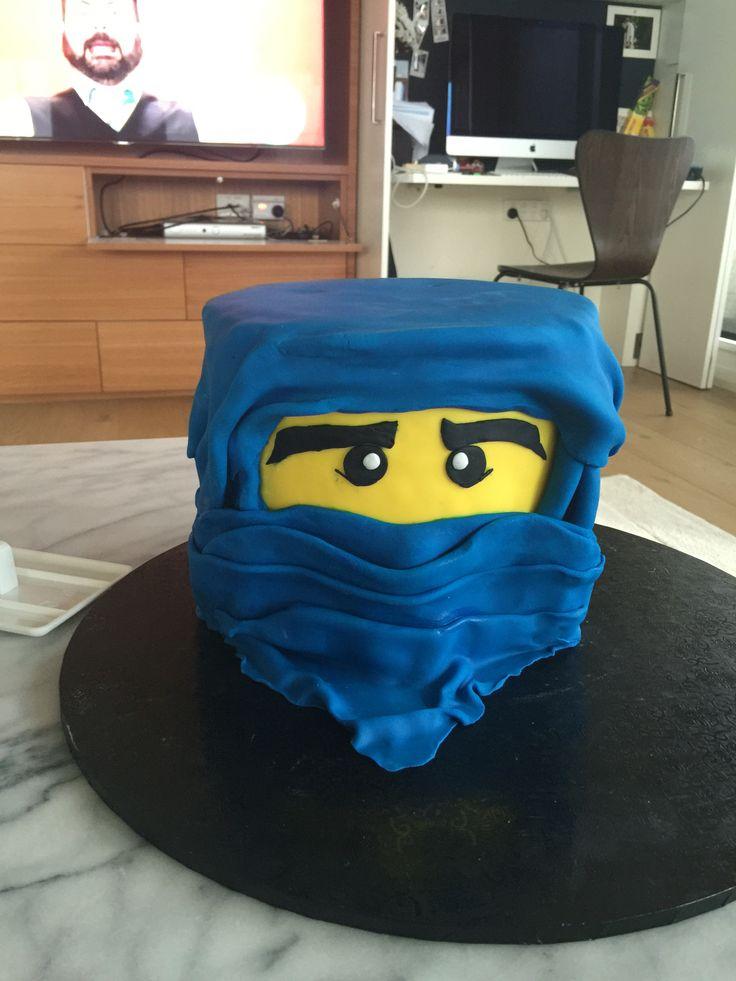 Ninjago Cake #ninjagocake #ninjago #ninjalego #food #cake #ninjacake #birthday