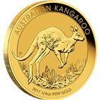 2017 1/4 oz Gold Kangaroo (.9999) Fine - Australia Perth Mint