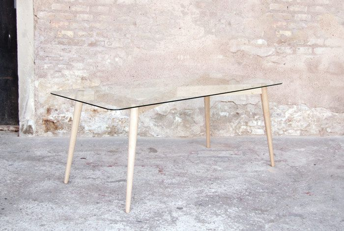 Gentleman vintage and tables on pinterest - Table a manger sur mesure ...