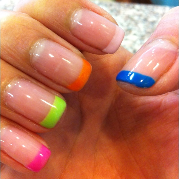 Gelish Color French