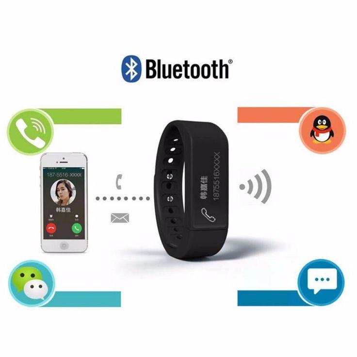 I5 Plus Smart Bracelet – http://activatebynature.com