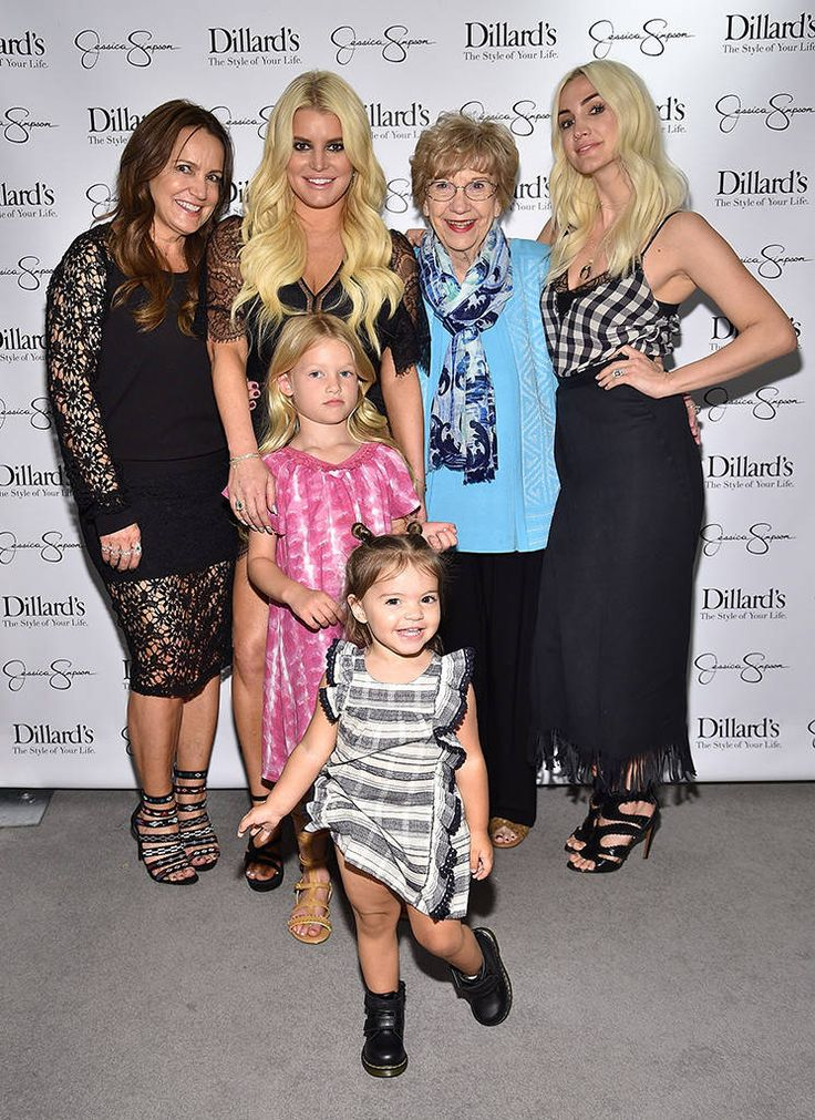 Jessica Simpson and Ashlee Simpson Ross' Kids Steal the Show With 4 Generations on the Red Carpet - https://blog.clairepeetz.com/jessica-simpson-and-ashlee-simpson-ross-kids-steal-the-show-with-4-generations-on-the-red-carpet/