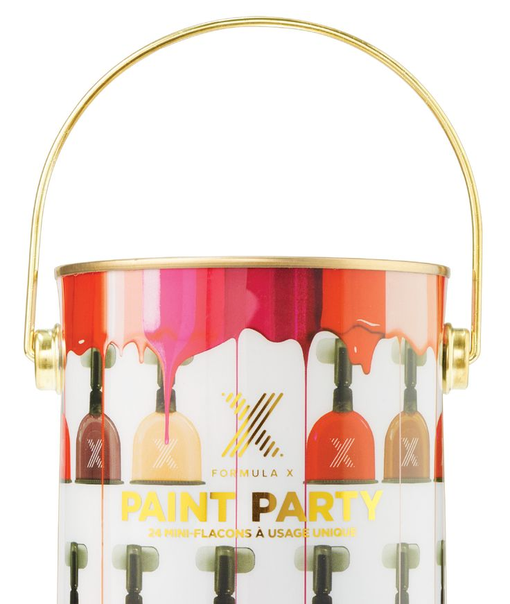 Formula X Paint Party Press Pods, SEPHORA #STCLuxeGuide #Toronto #Fashion #Holiday