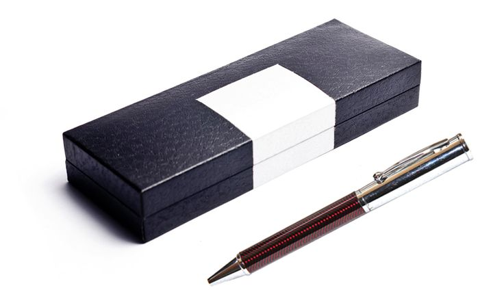 Pen with beautiful packaging box