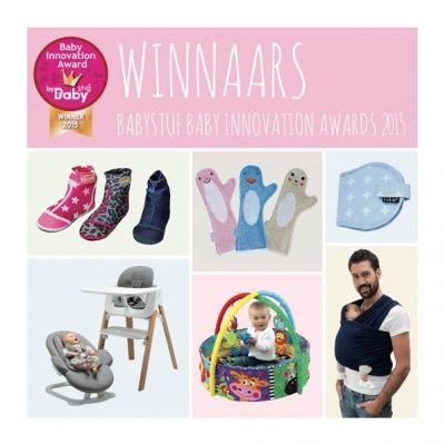 Babystuf.nl - De winnaars van de Baby Innovation Award 2015