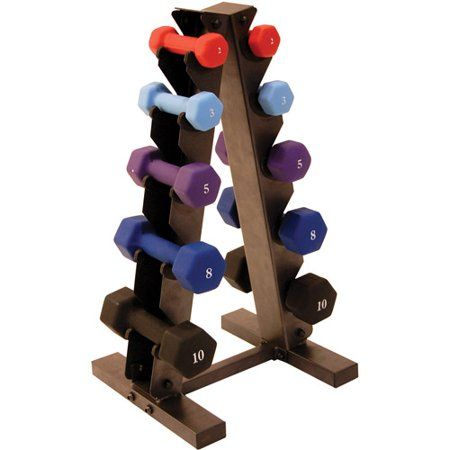 sports  outdoors  dumbbell rack weight rack small home