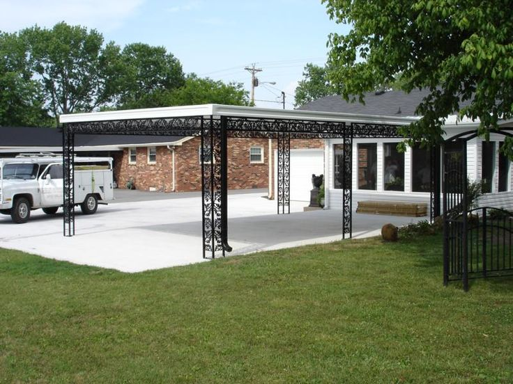 Residential Carport Amp Patio Covers Carports Pinterest
