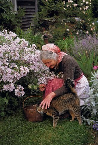 Tasha Tudor- I want to be her when I grow up!