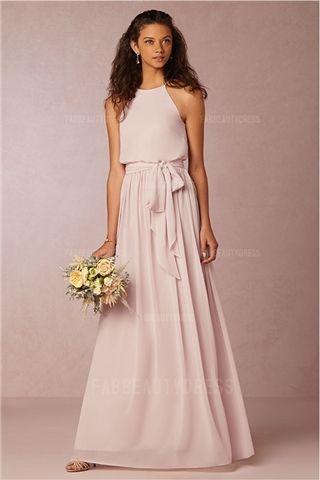 Pretty bridesmaid option if you want to do floorlength
