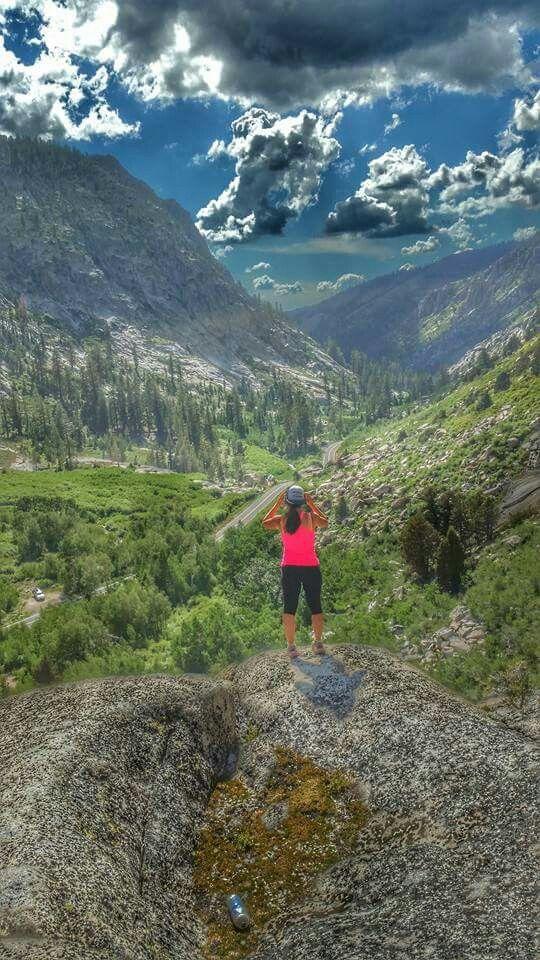 I love trail running.
