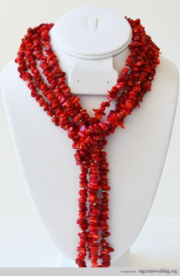 Nigerian Coral Bead Tutorials Patterns - Patterns Kid