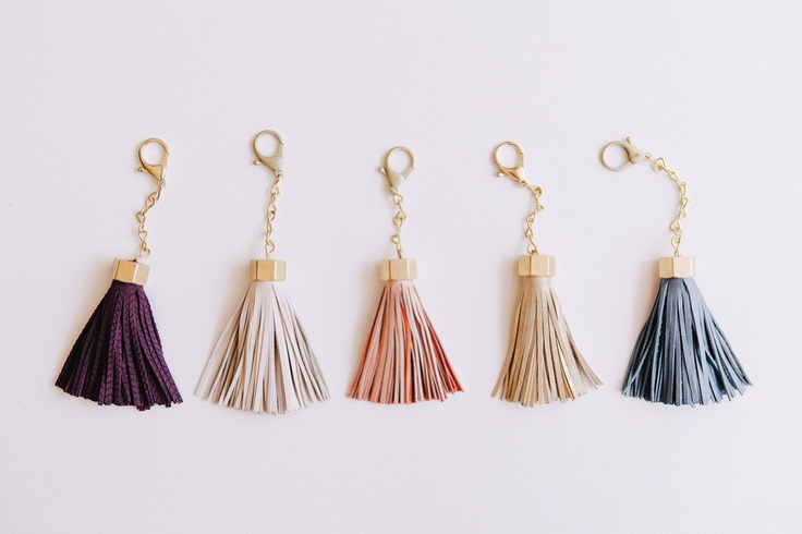 Tassle Keychains for The Craft Pack