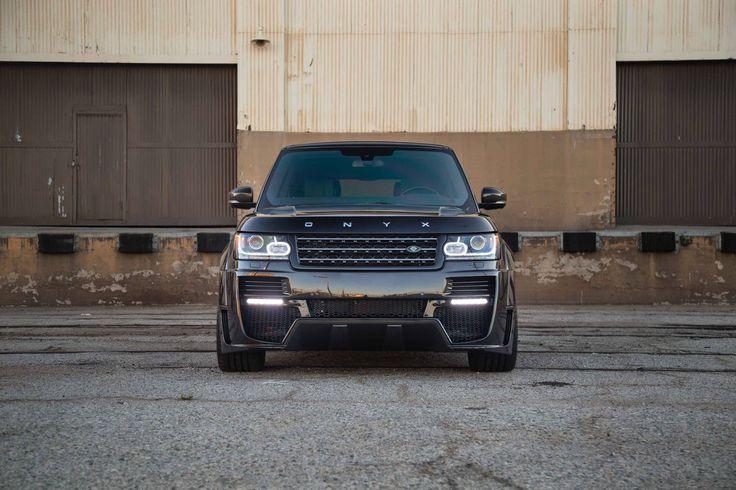 Range Rover Vogue LWB Onyx