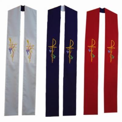 Estolas para sacerdotes.