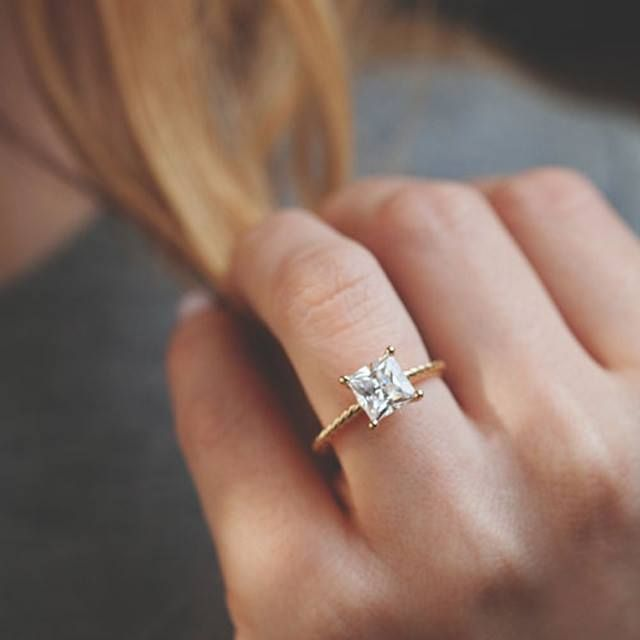 Stunning Orange County Engagement Rings