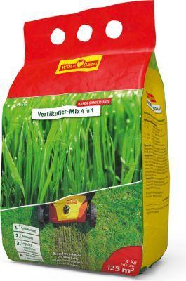 Wolf Garten Rasen-reparatur-set V-mix 125- Nachsaat ... Bodenverbesserung Garten Mittel Tipps