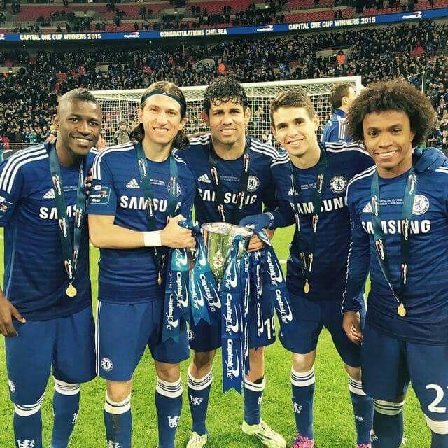 Blue Brazil Boys #Chelsea