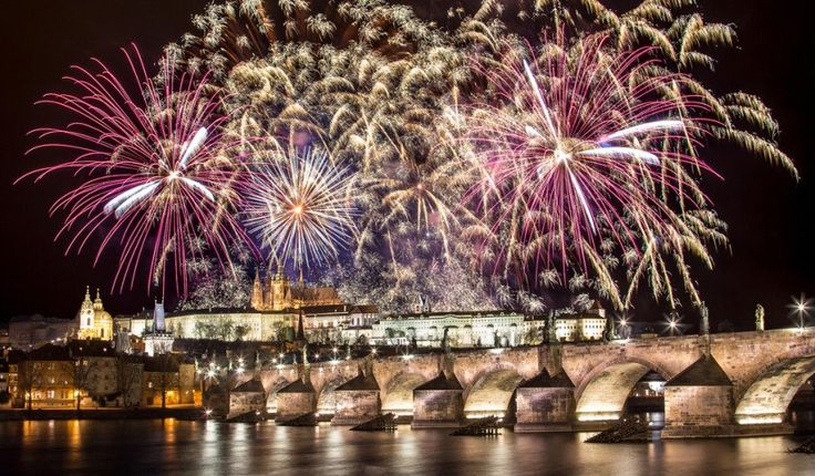 The 10 Best Places To Spend New Year's Eve in Europe