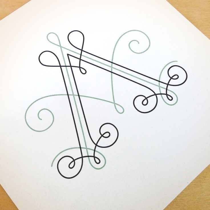 Beautiful letter artworks and other gifts