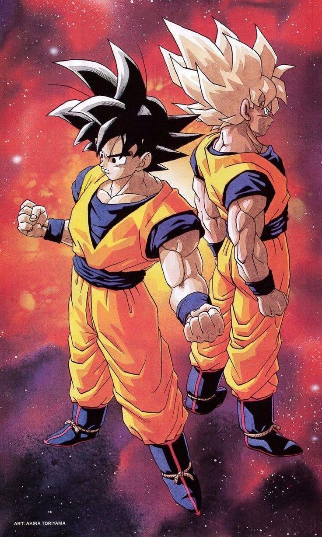 """Dragon Ball Panel on Twitter: """"… """" Dragon Ball Z, Goku Dragon, Dragon Ball Image, Manga Anime, Manga Art, Anime Art, Goku Pics, Black Comics, Manga Covers"""