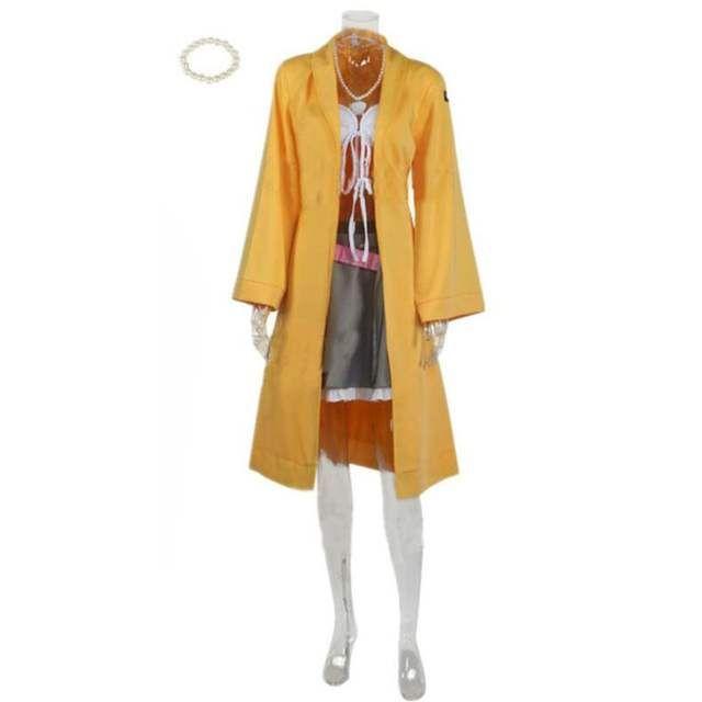 Killing Harmony Angie Yonaga Uniform Halloween Cosplay Costume Danganronpa V3