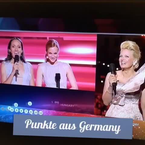 #europe #big #tvshow #musicshow #Eurovision #esc #esc2015 #12points #russia #tv #moscow #vienna #austria #DasErste #polinagagarina #orf